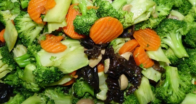 Sauteed Deluxe Vegetables